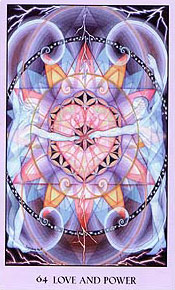 Sacred Geometry Oracle Deck - 64 - Love and Power