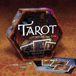 The Tarot: A Fortune Jigsaw Puzzle
